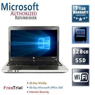 "Refurbished HP EliteBook 8760W 17.3"" Intel Core i5-2520M 2.50GHz 4GB DDR3 320GB DVD Windows 10 Pro 64 Bits 1 Year Warranty"