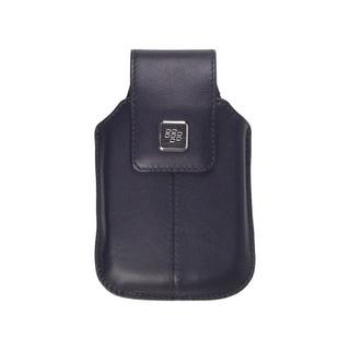BlackBerry Leather Case with Swivel Belt Clip for BlackBerry Storm 9500, 9530 -