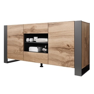 "Link to Woody Modern 64.5"" Sideboard Similar Items in Dining Room & Bar Furniture"