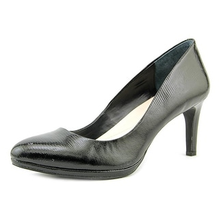 Alfani Glorria 2 Women  Round Toe Synthetic Black Heels