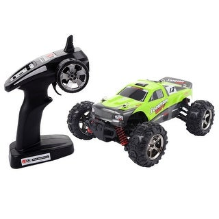 Costway 1:24 2.4G 4WD High Speed RC Racing Car Radio Remote Control Off Road Buggy