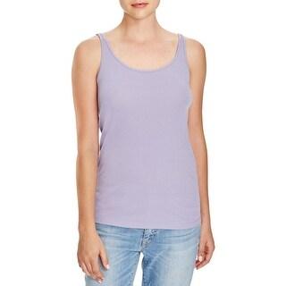 Eileen Fisher Womens Camisole Top Silk Stretch