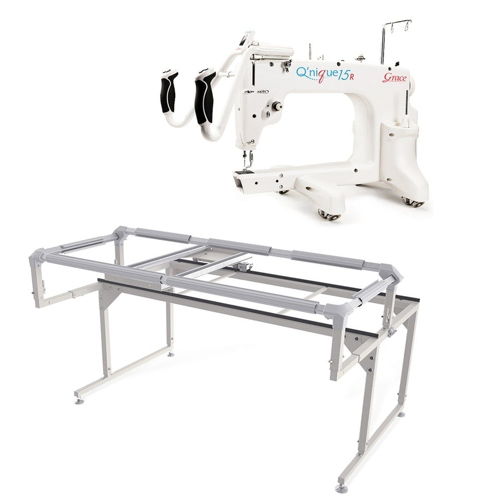 "Juki DX-3000QVP 12"""" Arm Professional Quality Sewing Machine - White (White) -  Arrow"