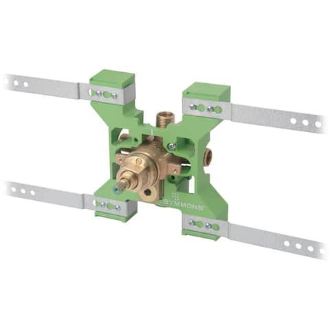 Symmons S262BODY Temptrol Rapid Install Pressure-Balancing Tub/Shower