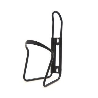 Father s Day Gift l Metal Lightweight Cycle Bicycle Bike Water Bottle Holder Cage Bracket Black