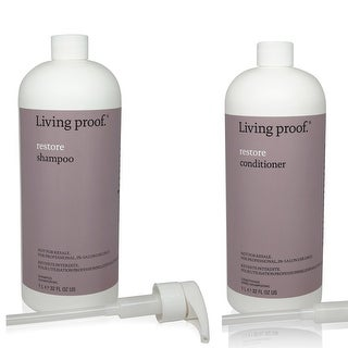 Living Proof Restore Shampoo and Conditional Combo 33.8 oz