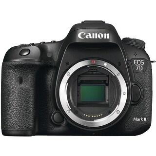 Canon EOS 7D Mark II DSLR Camera (Body Only) (International Model)