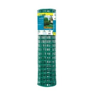 "Garden Zone 023650 Green Garden Fence, 16 Gauge, 36"" x 50'"