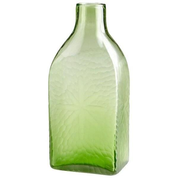 Cyan Design Large Marine Green Vase Marine Green 145 Inch Tall