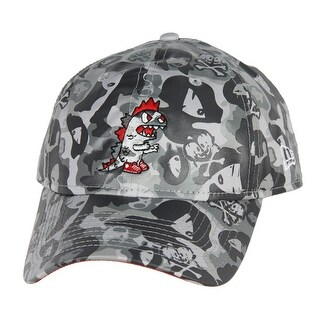 Tokidoki New Era 9twenty Kaiju Camo Pop Strapback Hat