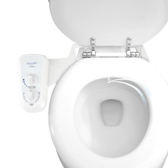 Bathroom Bidet Attachment - Toilet Seat Water Bidet Sprayer