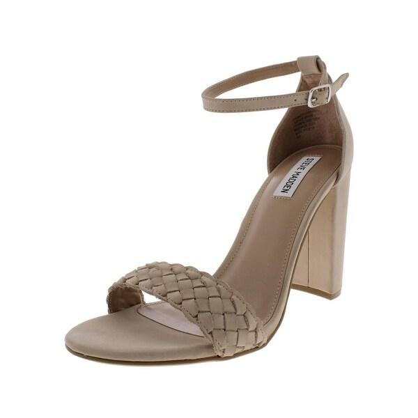 8343e4bb32620 Shop Steve Madden Womens Charmed Dress Sandals Nubuck Dress - Free ...