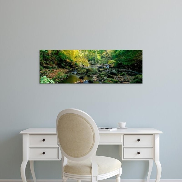 Shop Easy Art Prints Panoramic Images S Stream Flowing Through