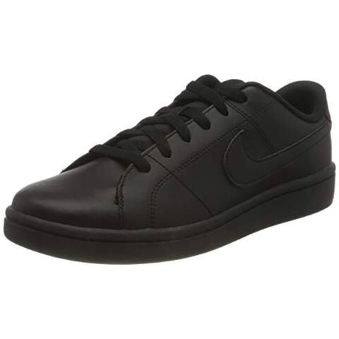 Nike Men's Court Royale 2 Tennis Shoe, Black, 12