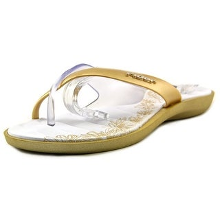 Rider Glamour IV Open Toe Synthetic Flip Flop Sandal