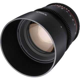Rokinon DS 85mm T1.5 Cine Lens for Sony E-Mount - Black