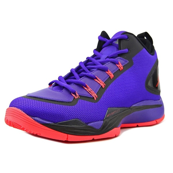 Shop Jordan Super.Fly 2 PO Men Round Toe Synthetic Purple Basketball ... d6e9d55b02ea