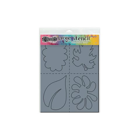 Dys47124 ranger dylusions stencil large nature