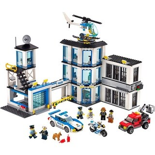 LEGO City Police Station 60141 - Multi