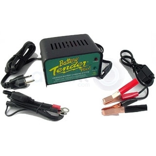 Deltran Battery Tender 021-0128 Battery Tender Plus 12V Battery Charger
