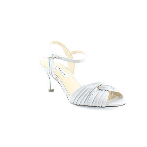 Nina Camille Women's Heels Silver