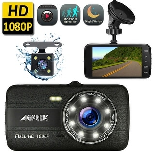 Link to Dual Dash Cam 1080P Car Truck DVR Dashboard Camera Night Vision Loop Recording - M Similar Items in Camcorders