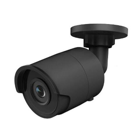 Monoprice 4MP Mini Bullet IP Security Camera - Black, 2560x1520P@30fps, IP67