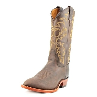 Tony Lama Bay Apache Foot Men Round Toe Leather Western Boot