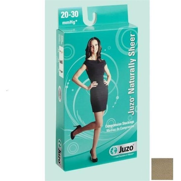 44335254d7e Shop Extra Small - 20-30mmHg Naturally Sheer Thigh-High Open Toe - Free  Shipping Today - Overstock.com - 23653458