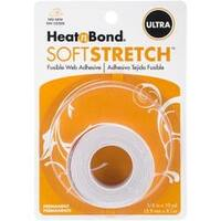 "5/8""X10yd - Heat'n Bond Ultra Hold Soft Stretch Iron-On Adhesive"