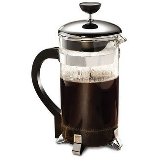 Primula PCP-6408 Classic Coffee Press 8 Cup, Chrome