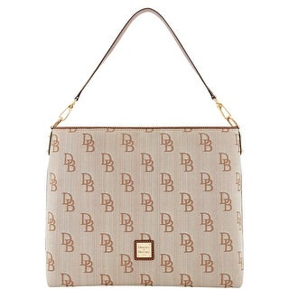 Dooney & Bourke Signature Jacquard Giant Sac (Introduced by Dooney & Bourke at $268 in Oct 2016) - Brown
