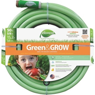 Element 5/8X50 Green Grow Hose