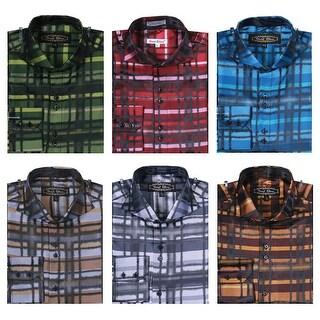 Men's Trendsetting Fancy Dress Shirt