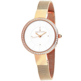 Link to Christian Van Sant Women's Reign Silver Dial Watch - CV0221 - One Size Similar Items in Women's Watches