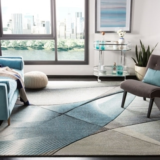 Safavieh Hollywood Jayla Mid-Century Modern Abstract Rug