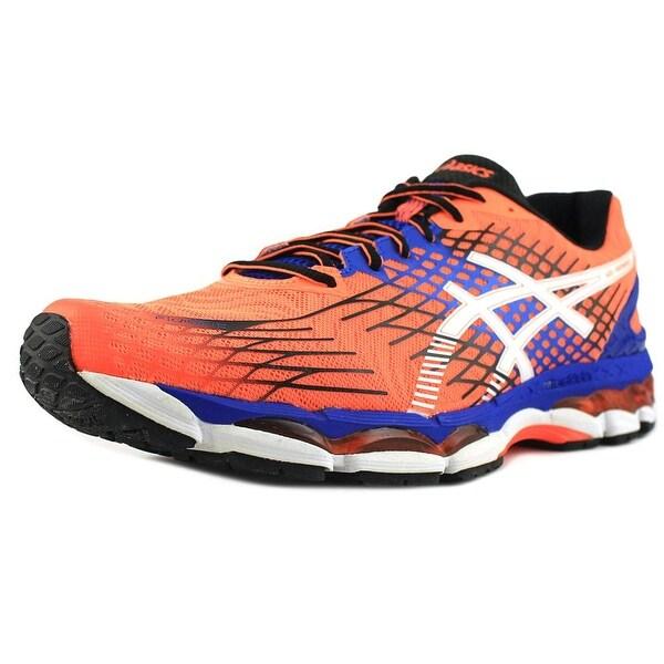 Shop Asics Gel-Nimbus 17 Men Round Toe Synthetic Multi Color Running ... 415deefa2