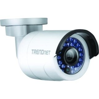 Trendnet Indoor/Outdoor Bullet Style, Poe Ip Camera With 3 Megapixel Full 1080P, Ip66 Rated Housing, Night Vision Up To