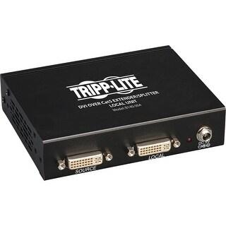 Tripp Lite B140-004 Tripp Lite 4-Port DVI over Cat5 / Cat6 Extender Splitter, Video Transmitter - 1920x1080 at 60Hz