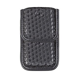 Bianchi Accumold Elite Smartphone Case, Basket Weave Black 26102