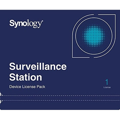Synology America Corp. - One Ip Camera License For Synology Surveillance Station