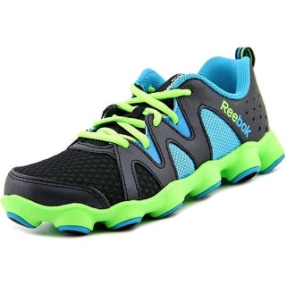 Reebok ATV19 Boom Youth Round Toe Synthetic Multi Color Running Shoe (Option: 2.5)