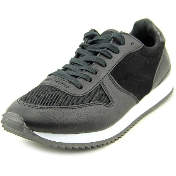 Madden Girl Runner Women Synthetic Black Fashion Sneakers
