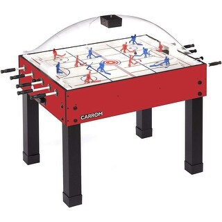 Carrom Super Stick Hockey Table Red / 417.00 - Black