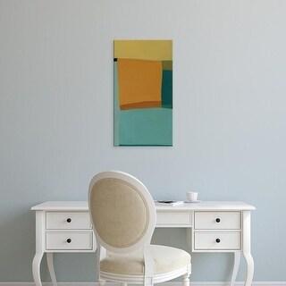 Easy Art Prints Tamar Zinn's 'At the Beach II' Premium Canvas Art