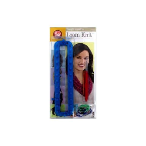 Boye I Taught Myself To Loom Knit