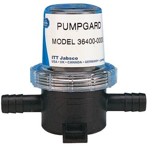 """Jabsco Pumpguard In-Line Strainer - 1/2"""" NPT - As Described"""