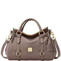 Dooney & Bourke Pebble Grain Small Satchel (Introduced by Dooney & Bourke in  )