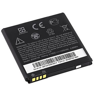 Replacement BG58100 Battery f/ HTC PG58100 / Z710E Phone Models