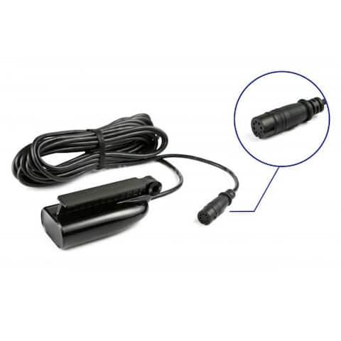 Lowrance 000-14028-001 SplitShot DownScan Imaging Skimmer Transducer